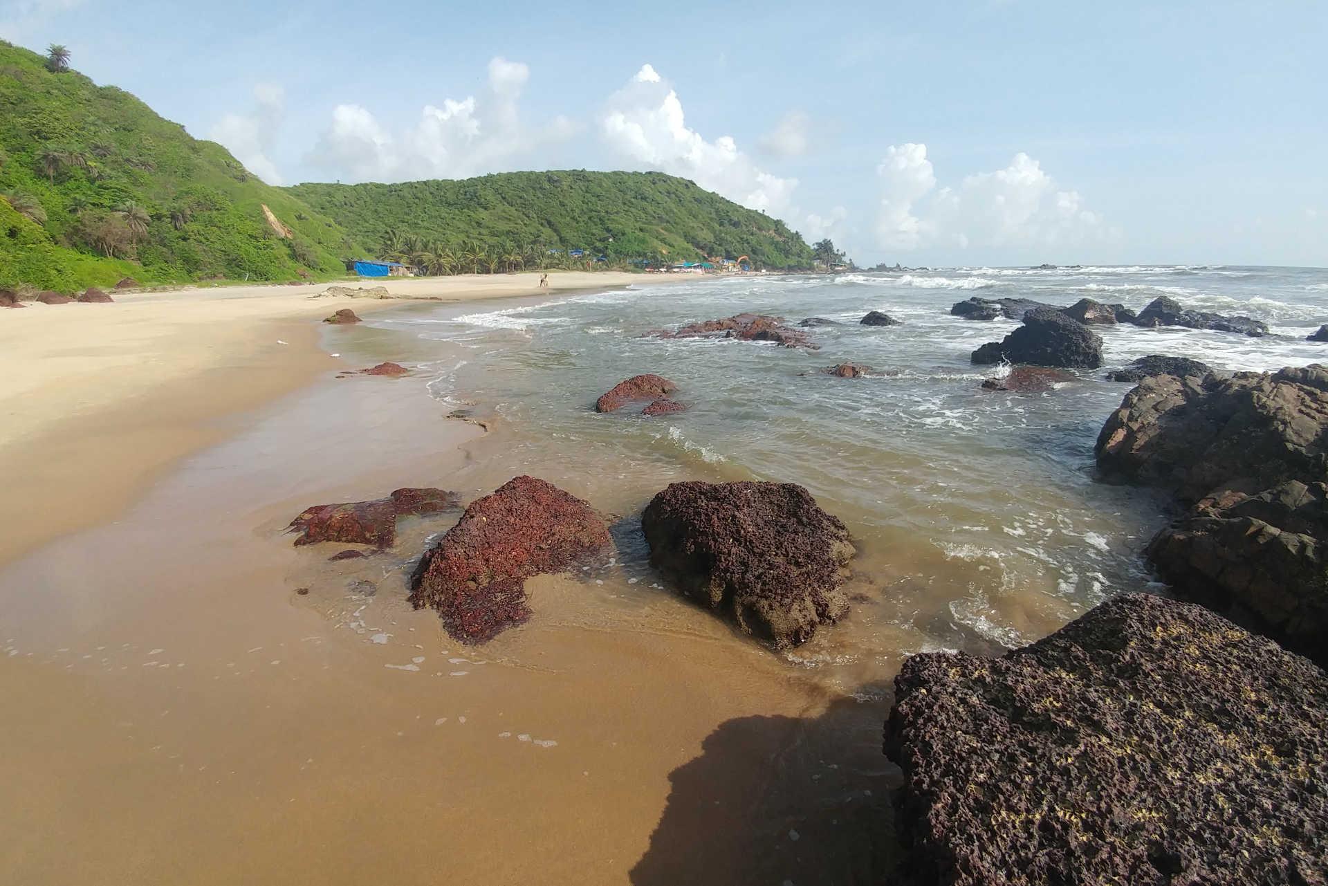 arambol beach topless